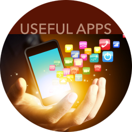 link to useful apps page